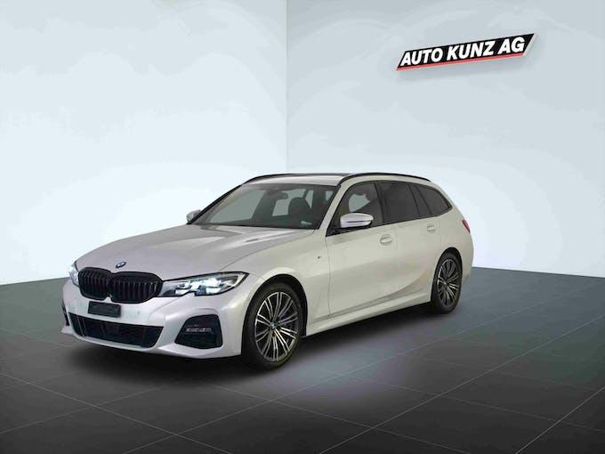 BMW 3er 330 i xDriveTouring M Sport Automat 8'674 km CHF49'989 - acheter sur carforyou.ch - 1