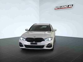 BMW 3er 330 i xDriveTouring M Sport Automat 8'674 km CHF51'989 - buy on carforyou.ch - 3