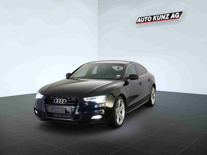 Audi A5 SB S-Line, Navi, 4x4, 2.0 TDI 157'893 km CHF16'889 - buy on carforyou.ch - 1