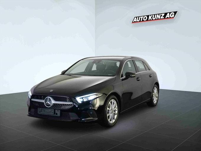 Mercedes-Benz A-Klasse A 220 Progressive Automat 13'534 km CHF30'989 - buy on carforyou.ch - 1