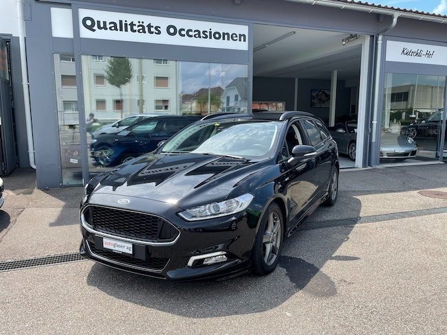 Ford Mondeo 2.0 TDCi Business Plus 95'430 km CHF18'990 - buy on carforyou.ch - 1