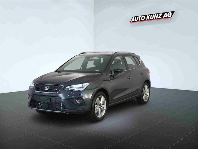 SEAT Arona 1.0 TSI FR DSG 8 km CHF24'589 - buy on carforyou.ch - 1
