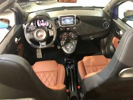 Fiat 500 Abarth 595C 1.4 16V Turbo Abarth Competizione Dualogic 100 km CHF39'980 - buy on carforyou.ch - 3