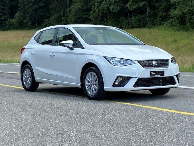 SEAT Ibiza 1.0 EcoTSI Last Edition 2'400 km CHF17'800 - buy on carforyou.ch - 1