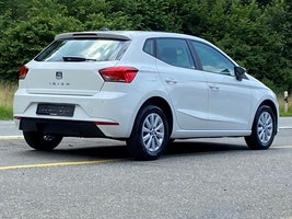 SEAT Ibiza 1.0 EcoTSI Last Edition 2'400 km CHF17'800 - buy on carforyou.ch - 2