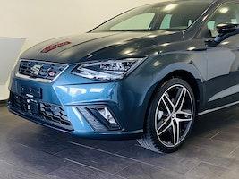 SEAT Ibiza 1.5 EcoTSI FR DSG 10 km CHF24'900 - buy on carforyou.ch - 2