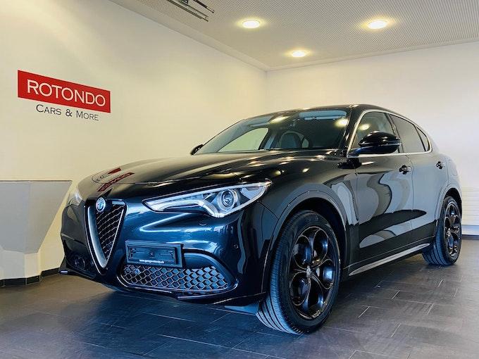 Alfa Romeo Stelvio 2.0 Executive TI Q4 Automatic 15'500 km CHF51'800 - buy on carforyou.ch - 1