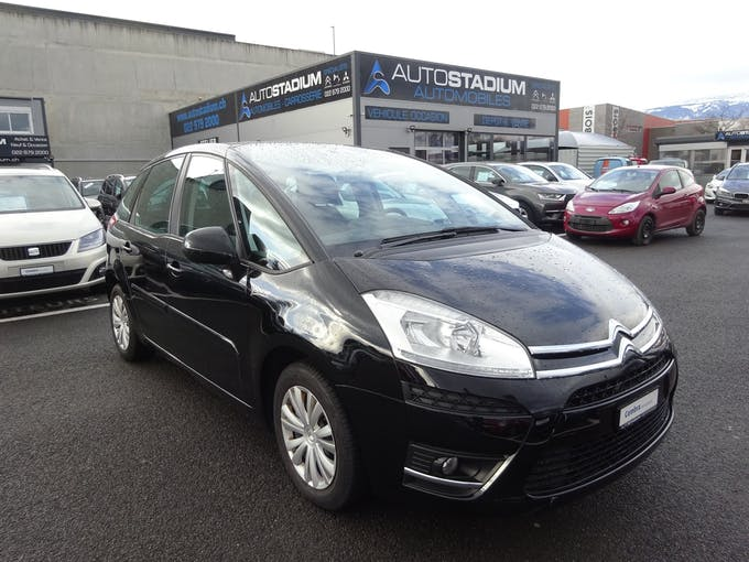 Citroën C4 Picasso 1.6 HDI 16V Attraction 85'000 km CHF6'900 - buy on carforyou.ch - 1