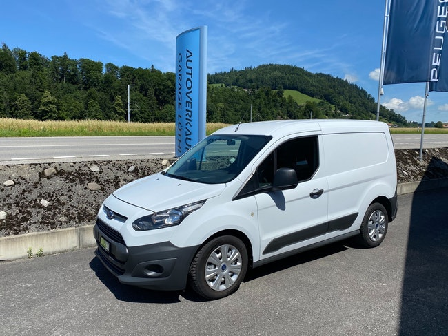 Ford Connect Transit Connect Van T220 1.6 TDCi Trend 76'000 km CHF14'800 - buy on carforyou.ch - 1