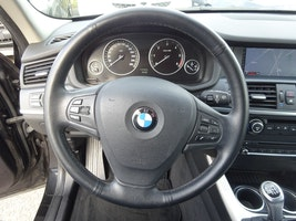 BMW X3 xDrive 20d 153'000 km CHF12'900 - buy on carforyou.ch - 2