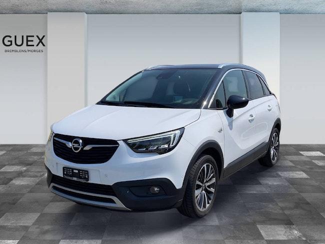 Opel Crossland X 1.2 T 130 Ultimate S/S 46'000 km CHF17'900 - buy on carforyou.ch - 1