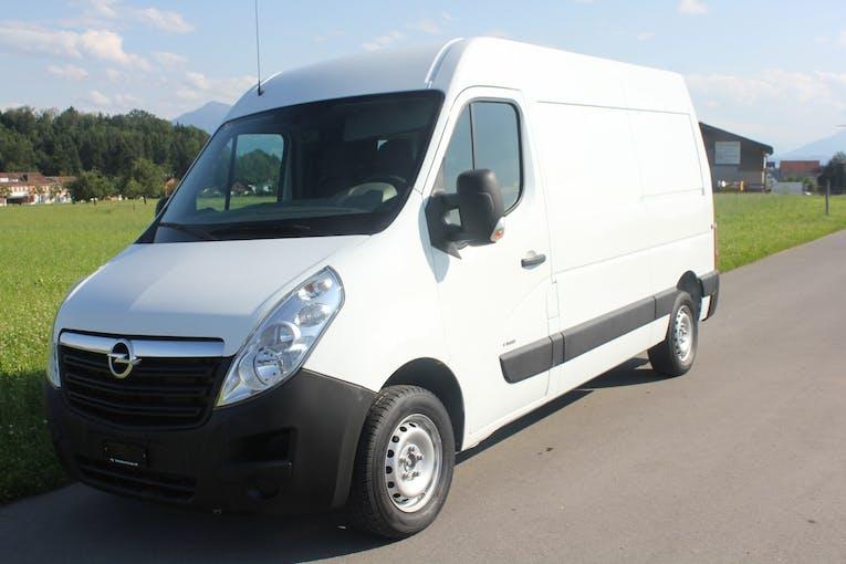 Opel Movano 2.3 CDTI 3.5t L2H2 84'000 km CHF18'880 - acquistare su carforyou.ch - 1