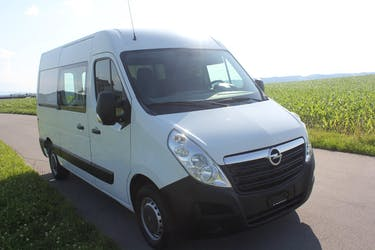Opel Movano 2.3 CDTI 3.5t L2H2 84'000 km CHF18'880 - acquistare su carforyou.ch - 2