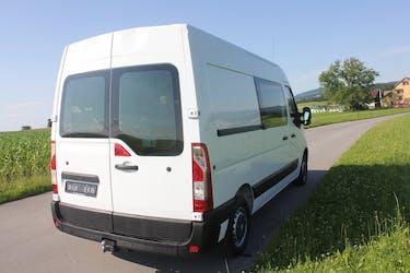 Opel Movano 2.3 CDTI 3.5t L2H2 84'000 km CHF18'880 - acquistare su carforyou.ch - 3
