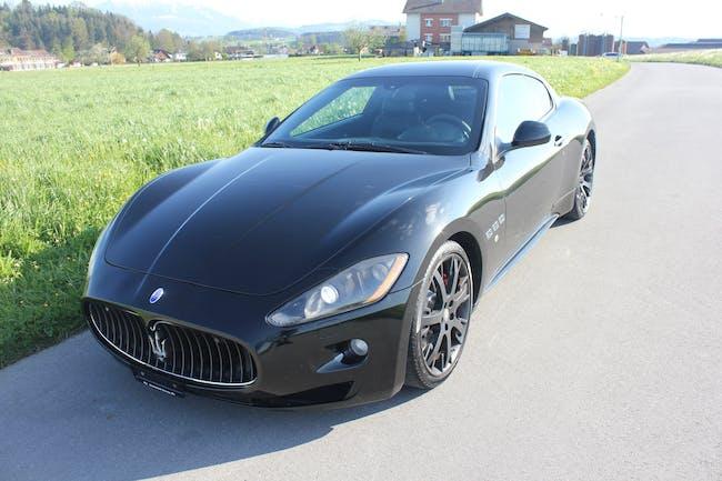 Maserati GranCabrio/Granturismo GranTurismo S Cambiocorsa 124'000 km CHF33'880 - buy on carforyou.ch - 1