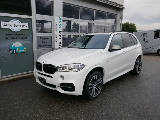 BMW X5 xDrive M50d Steptronic 90'400 km CHF41'800 - buy on carforyou.ch - 1