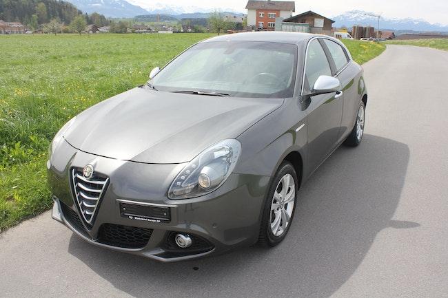 Alfa Romeo Giulietta 1.6 JTDM Distinctive 84'500 km CHF9'999 - kaufen auf carforyou.ch - 1