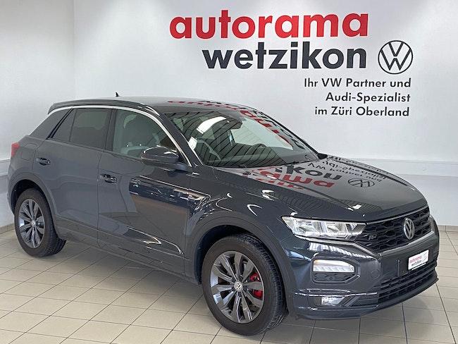 VW T-Roc 1.5 TSI EVO Sport 21'600 km CHF27'500 - acheter sur carforyou.ch - 1