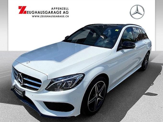 Mercedes-Benz C-Klasse C 250 BlueTEC AMG Line 4M 15'000 km CHF29'500 - buy on carforyou.ch - 1