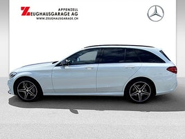 Mercedes-Benz C-Klasse C 250 BlueTEC AMG Line 4M 15'000 km CHF29'500 - buy on carforyou.ch - 2