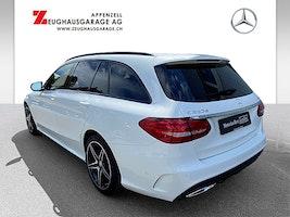 Mercedes-Benz C-Klasse C 250 BlueTEC AMG Line 4M 15'000 km CHF29'500 - buy on carforyou.ch - 3