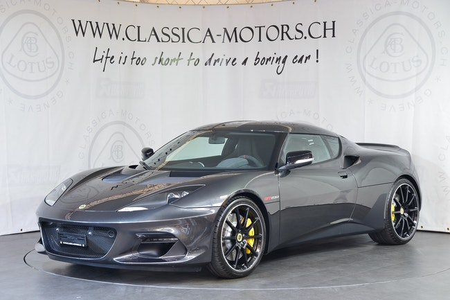 Lotus Evora GT 3.5 V6 410 Sport 10 km CHF109'500 - acheter sur carforyou.ch - 1