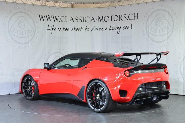 Lotus Evora GT 3.5 V6 430 2'050 km CHF132'500 - acheter sur carforyou.ch - 1
