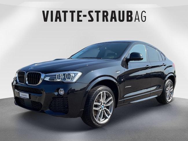 BMW X4 20d xDrive 80'630 km CHF34'947 - buy on carforyou.ch - 1