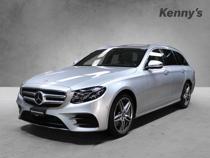 Mercedes-Benz E-Klasse E 450 AMG Line 4Matic 21'000 km CHF57'600 - buy on carforyou.ch - 1