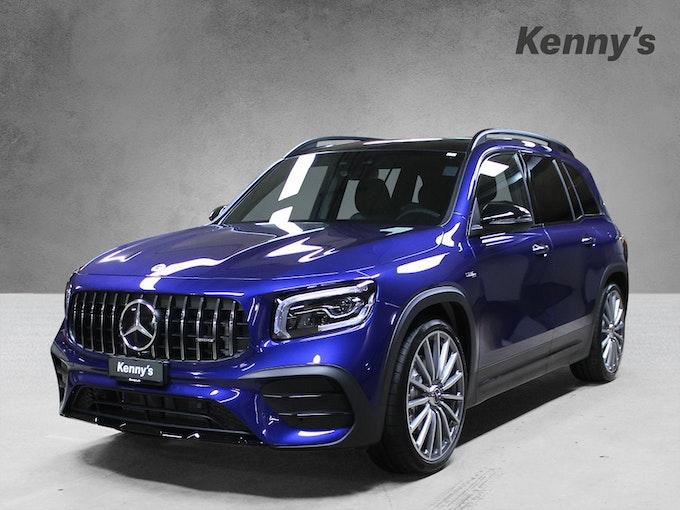 Mercedes-Benz GLB-Klasse GLB 35 AMG 4m 20 km CHF80'600 - kaufen auf carforyou.ch - 1