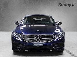 Mercedes-Benz E-Klasse E 450 AMG Line 4Matic Cabriolet 22'000 km CHF76'600 - buy on carforyou.ch - 2