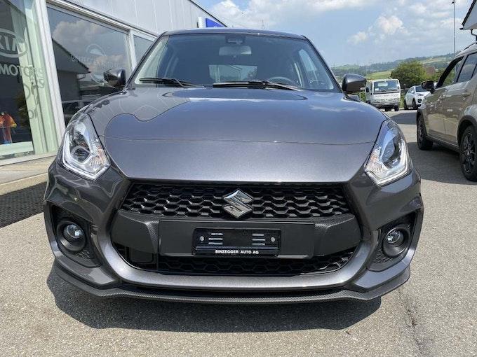 Suzuki Swift 1.4 T Sport Compact Top Hybrid 15 km CHF26'580 - kaufen auf carforyou.ch - 1