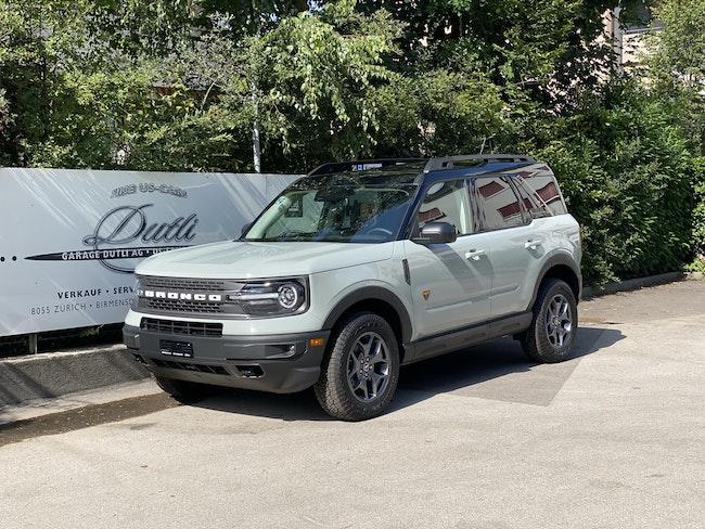 Ford USA Bronco Sport Badlands 8 km CHF64'800 - buy on carforyou.ch - 1