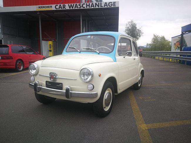 Fiat 600 fanalona 8'500 km CHF18'900 - acheter sur carforyou.ch - 1