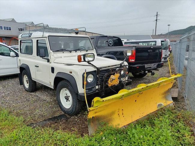 Land Rover Defender 90 SW 2.5 Td5 155'555 km CHF15'999 - acquistare su carforyou.ch - 1
