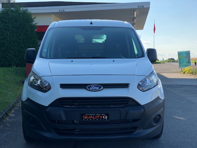 Ford Connect Transit Connect Van T220 1.6 TDCi Ambiente 126'432 km CHF9'500 - buy on carforyou.ch - 1