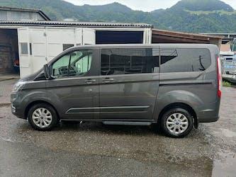 Ford Tourneo Custom 320 L1H1 Titanium PHEV 942 km CHF33'999 - buy on carforyou.ch - 2