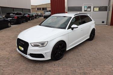 Audi S3 / RS3 S3 Sportback 2.0 TFSI quattro S-tronic 151'800 km CHF22'900 - buy on carforyou.ch - 2