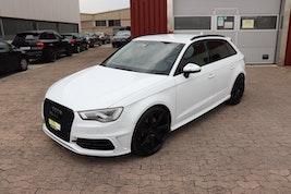 Audi S3 / RS3 S3 Sportback 2.0 TFSI quattro S-tronic 151'800 km CHF22'900 - acheter sur carforyou.ch - 2