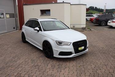 Audi S3 / RS3 S3 Sportback 2.0 TFSI quattro S-tronic 151'800 km CHF22'900 - buy on carforyou.ch - 3