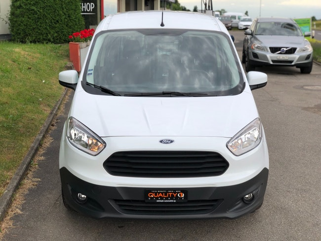 Ford Courier Transit Courier Van 1.5 TDCi Trend 116'534 km CHF8'900 - acquistare su carforyou.ch - 1