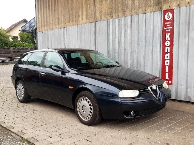 Alfa Romeo 156 Sportwagon 1.9 JTD Distinctive 260'000 km CHF2'000 - buy on carforyou.ch - 1