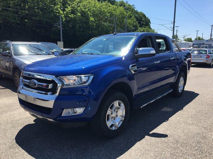 Ford Ranger LTD 2.2 TDCi 4x4 A 55'000 km CHF29'000 - buy on carforyou.ch - 1