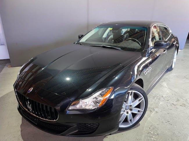 Maserati Quattroporte 3.0 V6 S Q4 Automatica 90'100 km CHF34'200 - kaufen auf carforyou.ch - 1