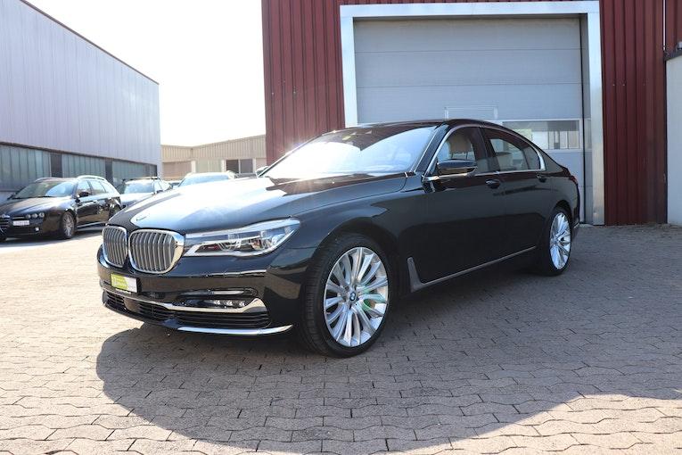 BMW 7er 750i xDrive Steptronic 119'900 km CHF38'900 - buy on carforyou.ch - 1