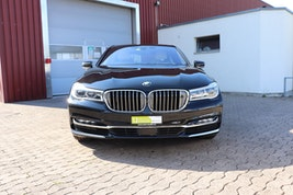 BMW 7er 750i xDrive Steptronic 119'900 km CHF38'900 - buy on carforyou.ch - 3