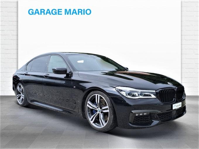 BMW 7er 750Li xDrive M-Paket Steptronic 41'300 km CHF65'700 - buy on carforyou.ch - 1