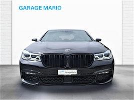 BMW 7er 750Li xDrive M-Paket Steptronic 41'300 km CHF65'700 - buy on carforyou.ch - 2