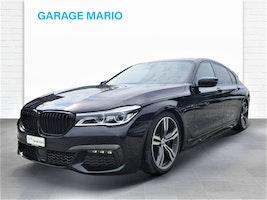BMW 7er 750Li xDrive M-Paket Steptronic 41'300 km CHF65'700 - buy on carforyou.ch - 3