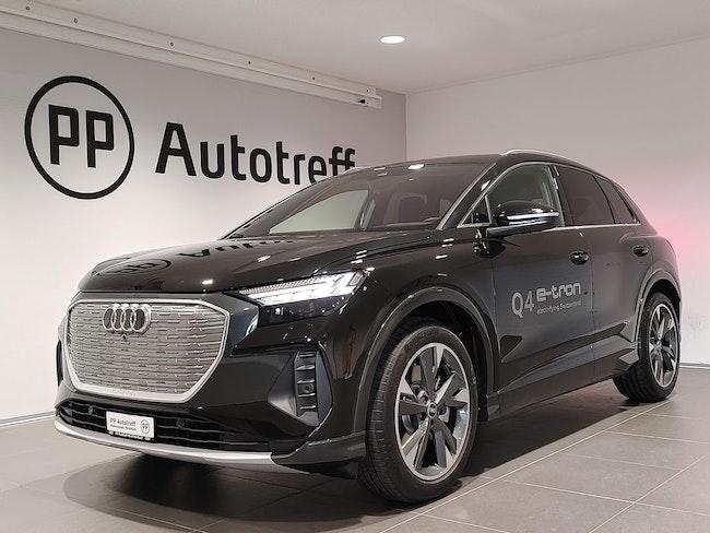 Audi Q4 e-tron 50 quattro 4'000 km CHF72'500 - buy on carforyou.ch - 1